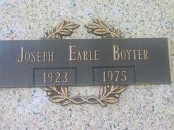 Joseph Earl Boyter