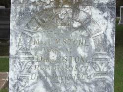 Louisa Melvina <I>Hail</I> Stone