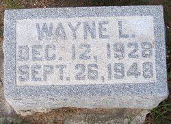 Wayne L Cass