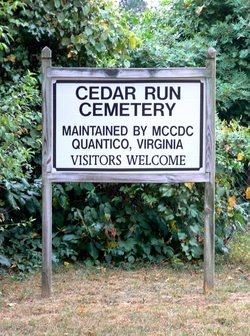 Cedar Run Cemetery