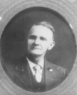 Rev Squire Leander Barker