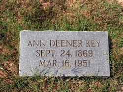 Ann Deener Key