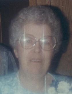 Mildred Dorthy <I>Gaither</I> Barker