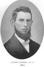 Pvt Joseph Kidder