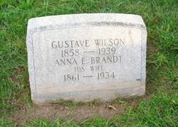 Anna E <I>Brandt</I> Wilson