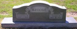 Lucetta Carol <I>Rainey</I> Brooke