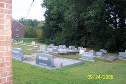 Roebuck Baptist Church Cemetery