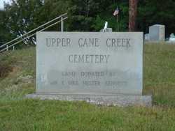 Upper Cane Creek Cemetery