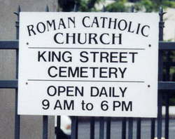 King Street Catholic Cemetery