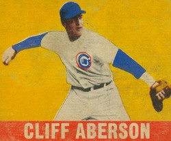 "Clifford Alexander ""Kif"" Aberson"