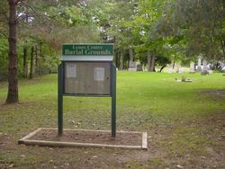 Lenox Centre Burial Grounds