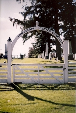 Wheatland Baptist Cemetery