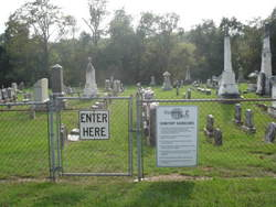 Sharptown Methodist Church Cemetery
