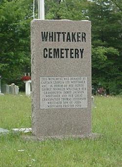 Whittaker Cemetery