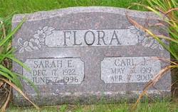 Carl Jacob Flora
