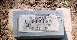 William Lee Cunningham
