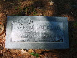 James M. Lampkin, Jr