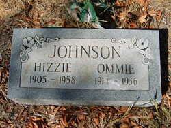 Ommie Johnson