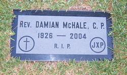 Rev Damian McHale