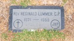 Rev Reginald Lummer