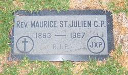 Rev Maurice St. Julien