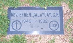 Rev Efren Limneo A Calaycay