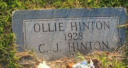 Ollie Hinton