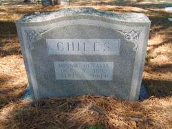 Minnie Octavia Chiles