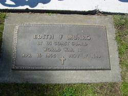Lieut Edith Thrower <I>Fairey</I> Munro