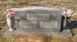 Anner B Burks