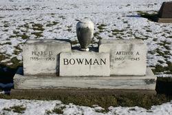 Pearl D. Bowman
