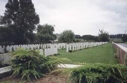 Dartmoor Cemetery, Bécordel-Bécourt