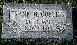Frank Hayden Curtiss