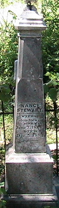 Nancy Elizabeth <I>Wells</I> Stewart