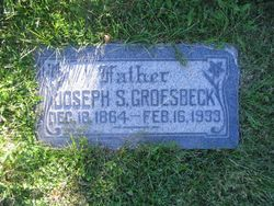 Joseph Smith Groesbeck, Sr