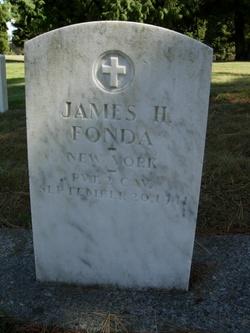 James H Fonda