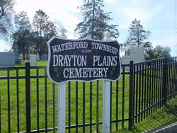 Drayton Plains Cemetery