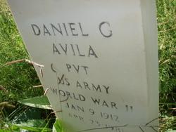 Daniel G Avila