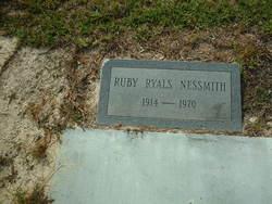 Ruby <I>Ryals</I> Nesmith