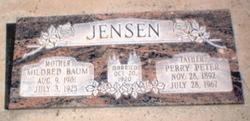 Mildred <I>Baum</I> Jensen