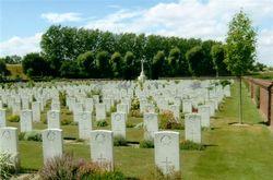 Aix-Noulette Communal Cemetery Extension