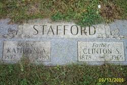 Kathryn A. <I>Tackebury</I> Stafford