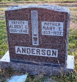 Mary Elsira <I>Applegate</I> Anderson
