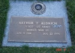 Arthur Townley Aldrich