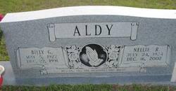 Billy Griffin Aldy