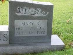 Mary G. <I>Higdon</I> Hawkins