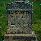 Elizabeth <I>Padgett</I> Rochelle