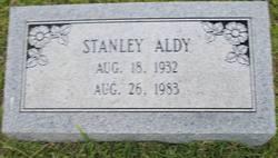 Stanley Aldy