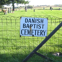 Danish Baptist Cemetery
