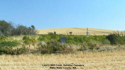 Lyons Creek Cemetery